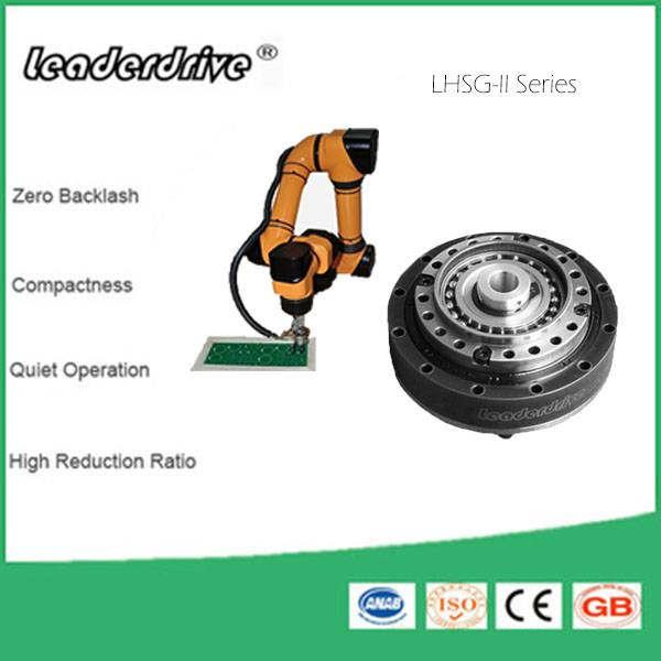 Harmonic Gear Drive Speed Reducer with High Torque & Precision for CNC Machines