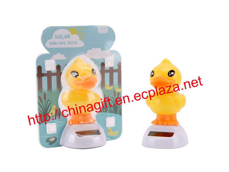 Solar Dancing Duck