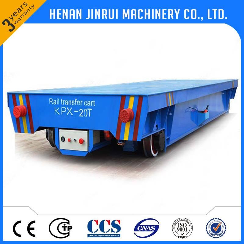 electric flat car/Rail transfer car capacity 500/1000kg