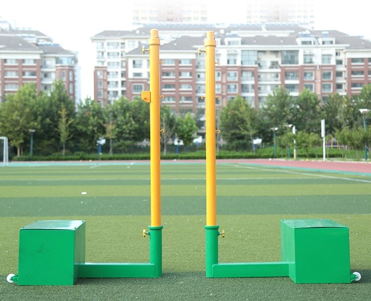 Movable Adjustable Lift Portable Volleyball Post/Volleyball Pillar /Volleyball Pole