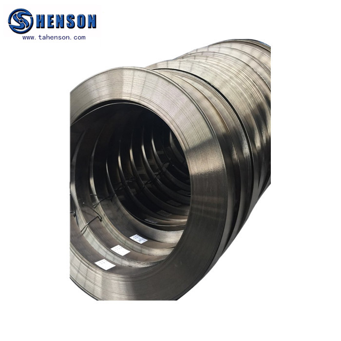 Wholesale 65mn Hardened And Tempered Bright Spring Steel Strip C75S High Carbon Spring Strip Steel