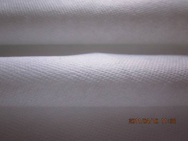 offer good quality pure polyester staple, gray fabric and base cloth.   Customize gray fabric and te