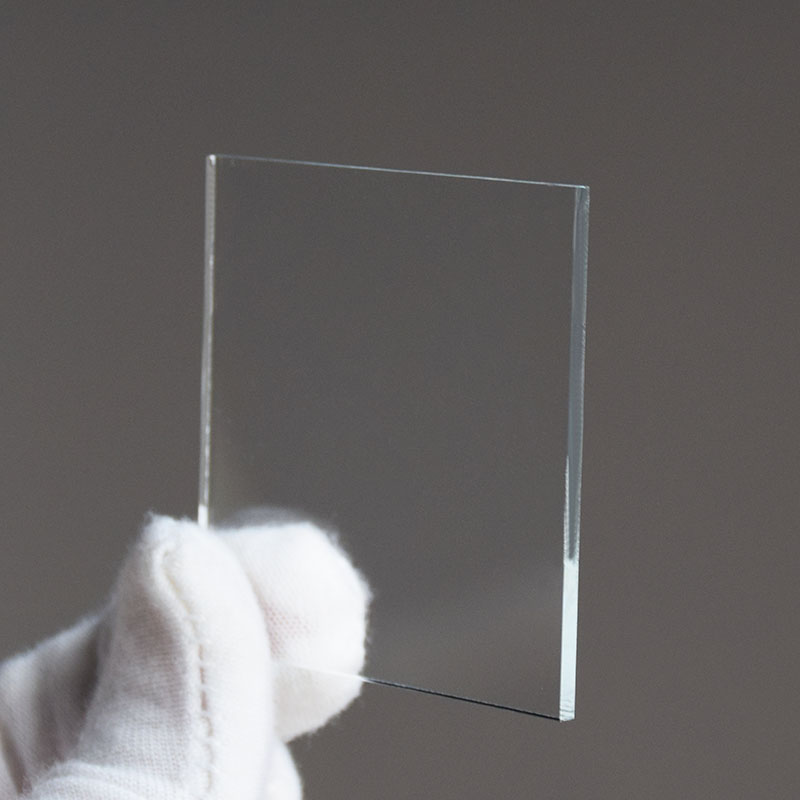 Glass substrate 30x20x2.0mm 50pcs Lab Transparent Ultra Thin Clear Float Glass