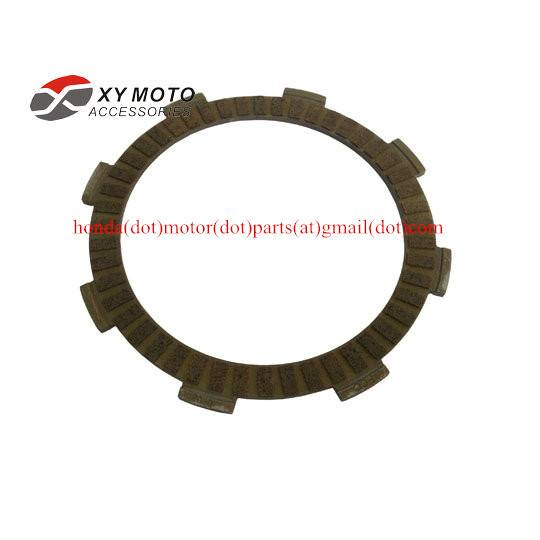Honda Motorcycle CG125 Parts Clutch Friction Disk