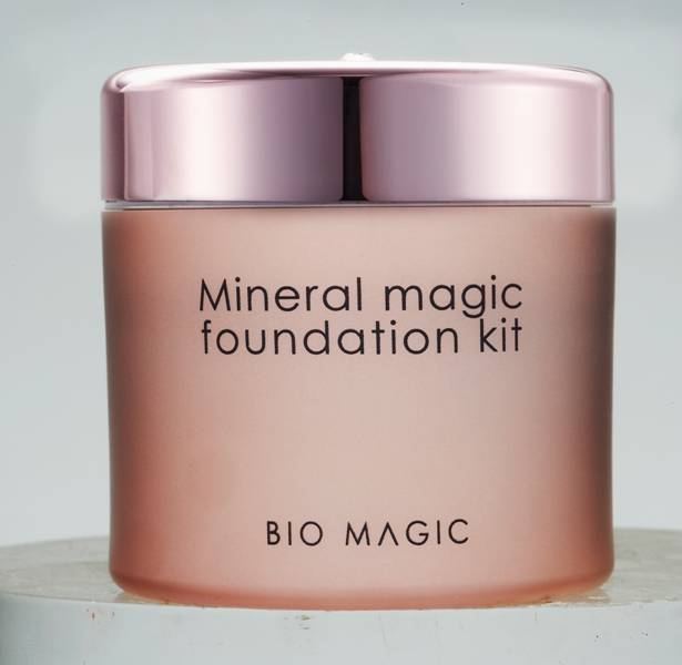 Bio Magic Mineral Magic Foundation kit