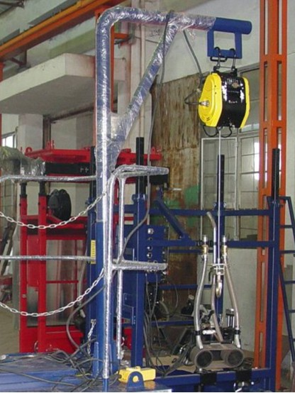 Automatic Girth Tank Welder for Huge Oil Storage Tanks