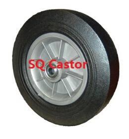 Hand cart rubber wheel