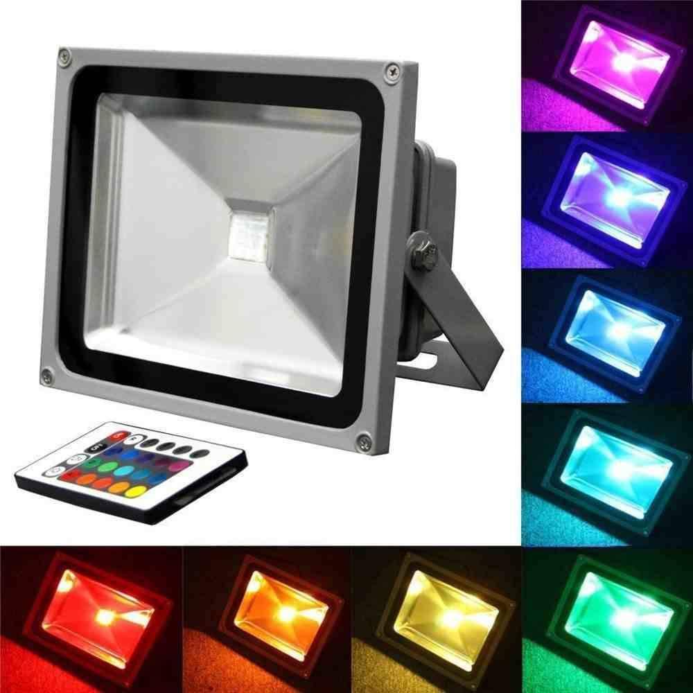 Epistar 80 Watt Outdoor LED Flood Lighting