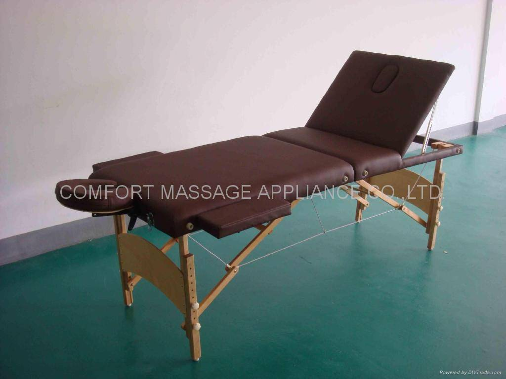 deluxe, folding massage table MT-009A