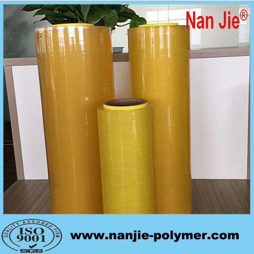 Nan Jie PVC long meter food packaging stretch film rolls