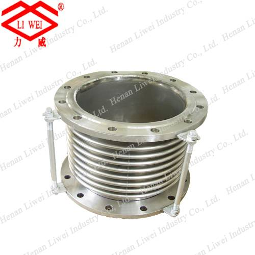 High Quality 304/316 Stainless Steel Bellows (BPDZ)
