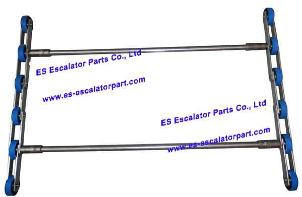 ES-OS106 OTIS Step Chain, GBA26150, Pitch=135.733mm