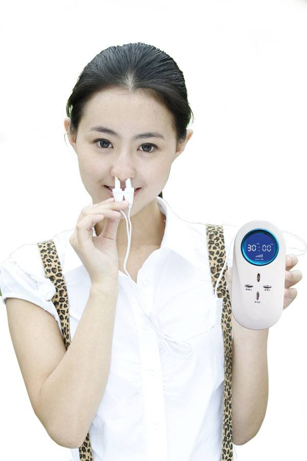 Allergic rhinitis semiconductor laser therapy equipment
