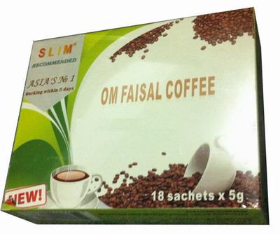 No.1 Slimming Coffee OM faisal coffee