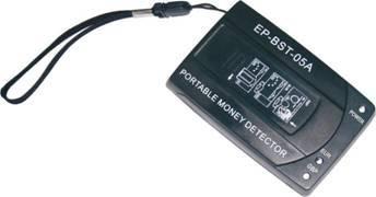 Portable Counterfeit Detector EURO-BST-05A