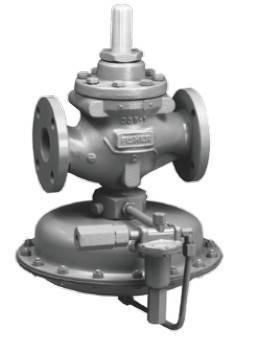 fisher1098-EGR valve
