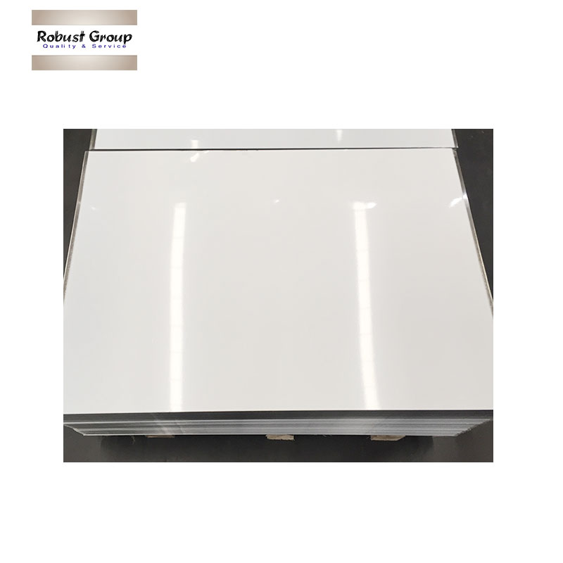 white coating tinplate sheet