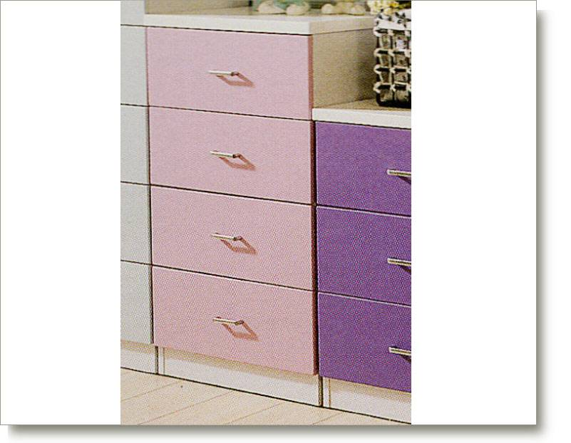 Chest of Drawers (four drawers)(LA002-4)