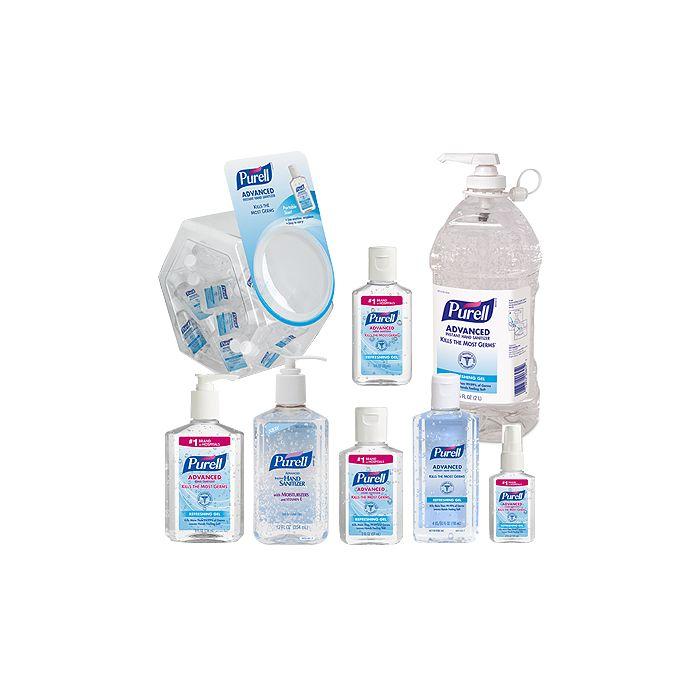 PURELL HAND SANITIZER GEL 30ml 120ml 300ml 500ml Hand Sanitizer Gel
