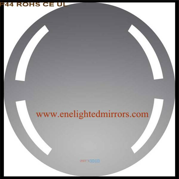 Vanity lighted mirror produced by ENE lighted mirrors from China accepted OEM ODM CUSTOM