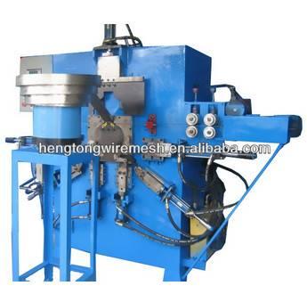 bucket handle forming machine