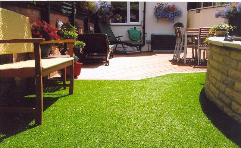 Why Golden Moon artificial turf construction to note sand?