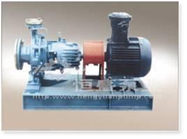 BZA Petrochemical Process Pump