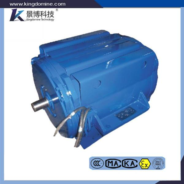 YVF series variable frequency speed control Three-phase AC traction motor 110kW
