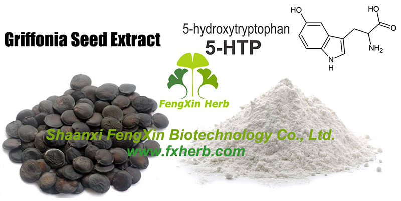 Large Stock of 99% 5-Htp (5-hydroxytryptophan) with Fair Price