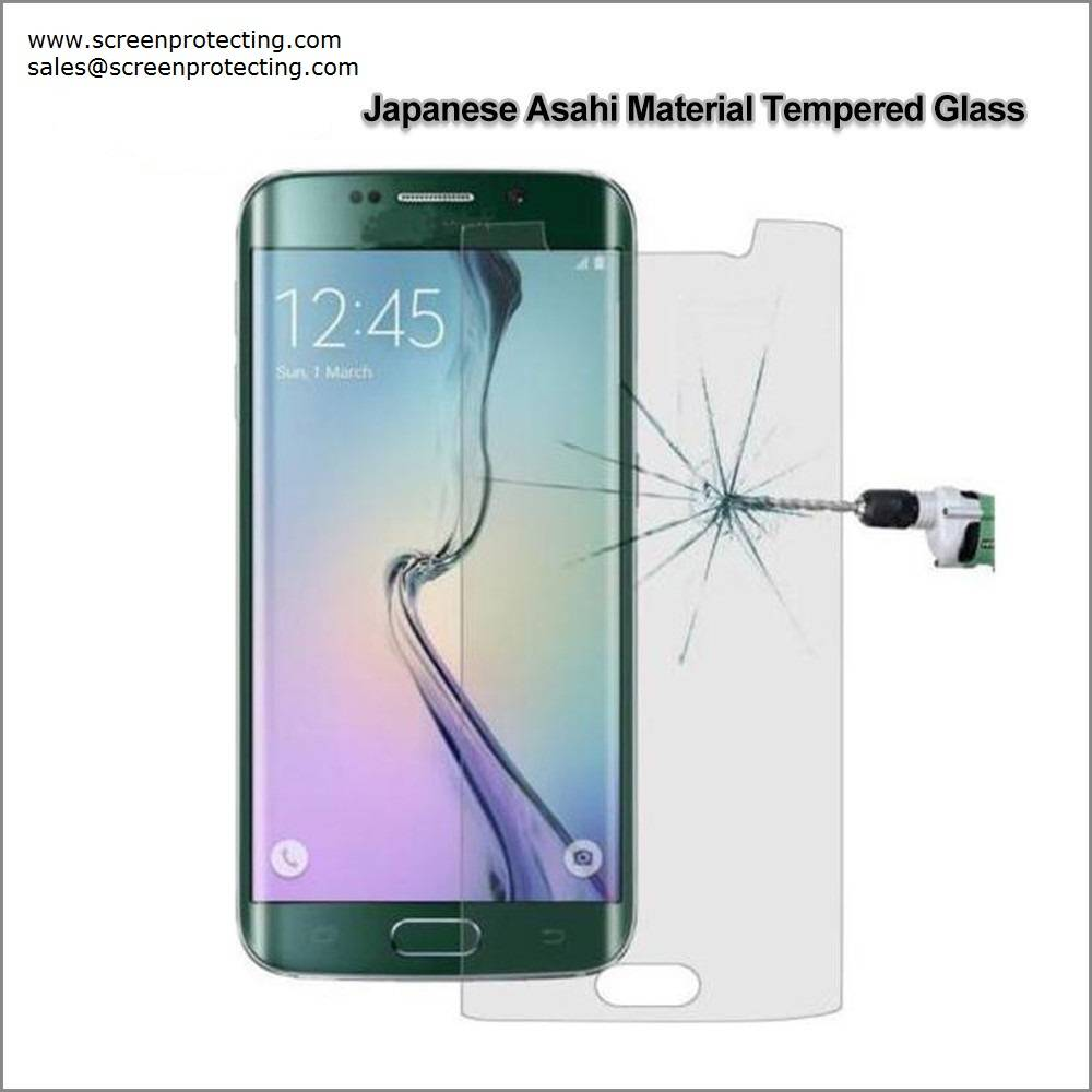 Screen Shield 2.5D Screen Guard 9H Premium Tempered Glass Screen Protector for Samsung Galaxy S6