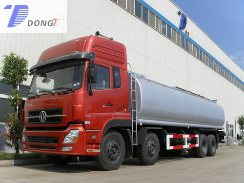 DTA chemical liquid tank truck
