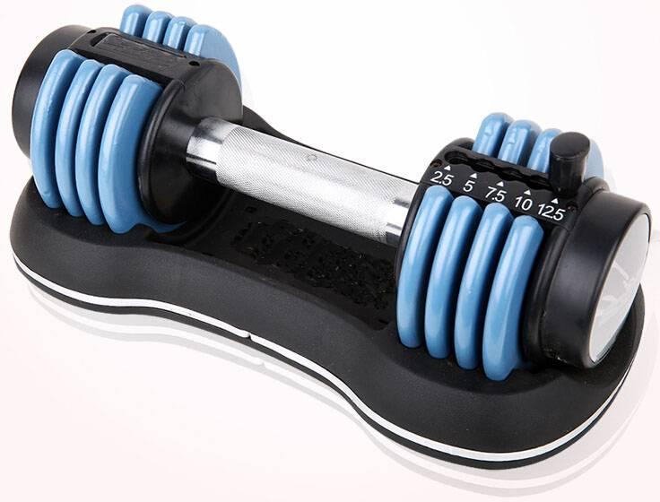 JDL Fitness adjustable lady dumbbell