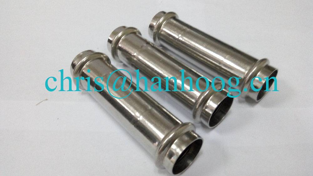stainless steel slip coupling
