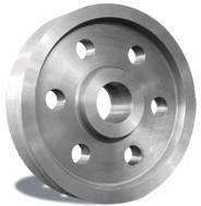 steel forgings:wheel