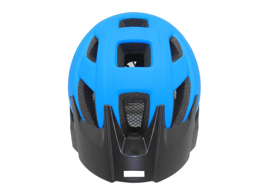 2016 high-end mountain bicycle helmet with visor