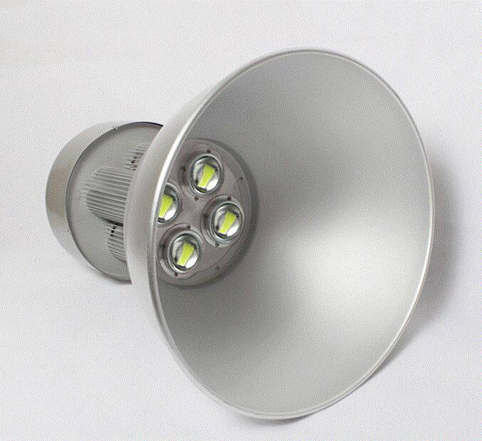 220V white 200W led high bay light fixture, 200watts led factory highbay lamp manufacture