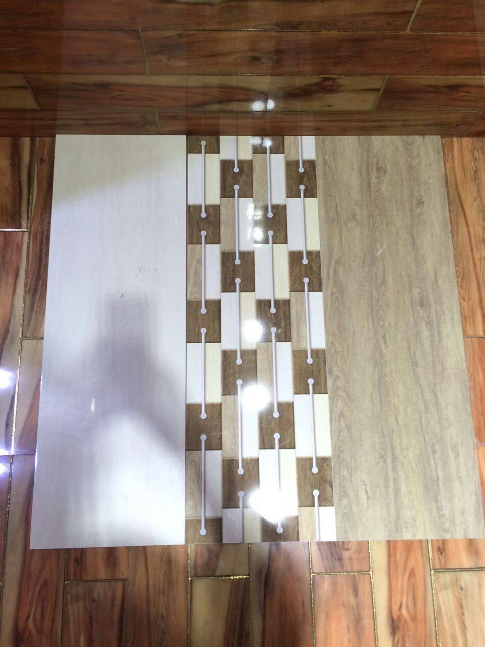 Rectified Ceramic Wall Tile