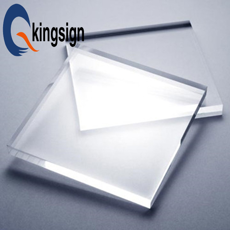 Manufacture wholesale cast 3mm clear acrylic plastic sheet