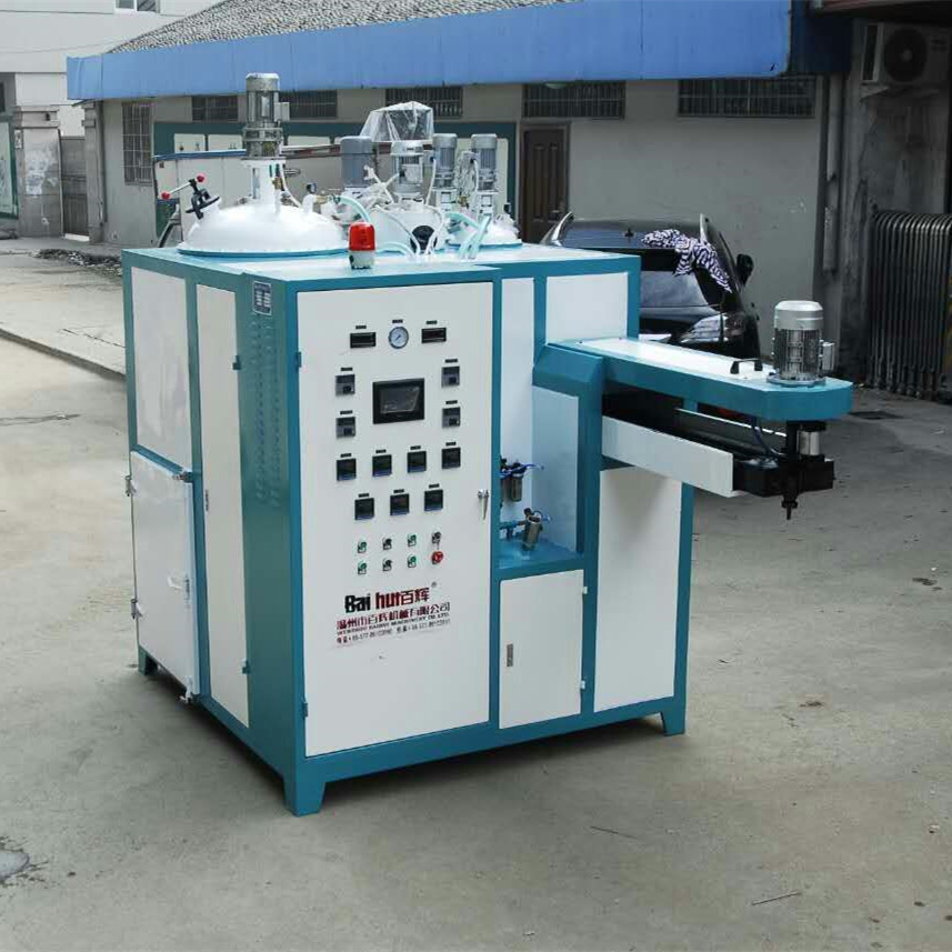 pu machine for seal filter and other products