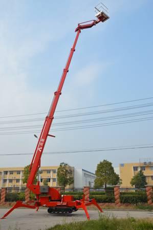 Crawler mounted 30m