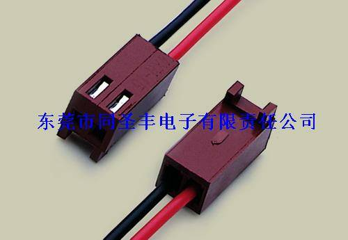 Molex2695 connector with wires
