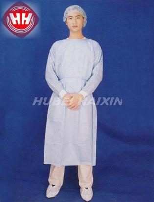 Disposable Nonwoven SMS Surgeon Gown
