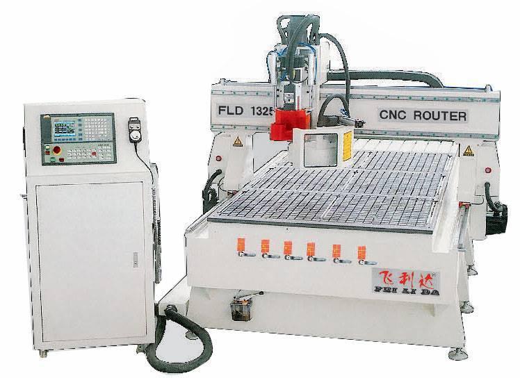 wood CNC  engraving machine FLDLM1325F