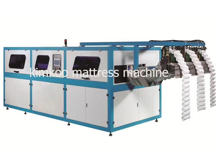 JK-SA-120 Automatic Pocket Spring Assembling Machine