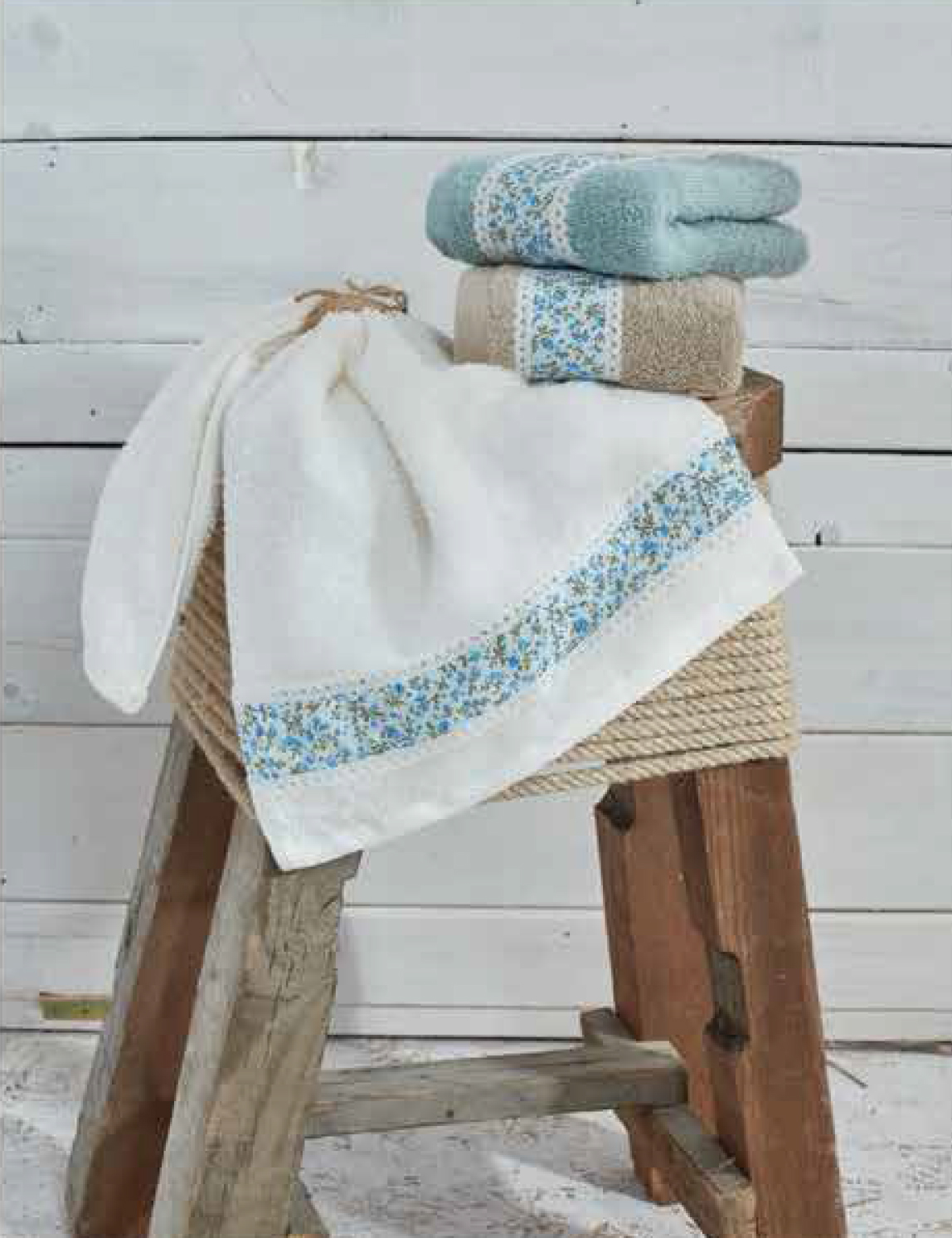 Organic Cotton Kitchen Towel Set