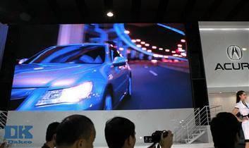 P7.62mm Indoor LED Display Screen