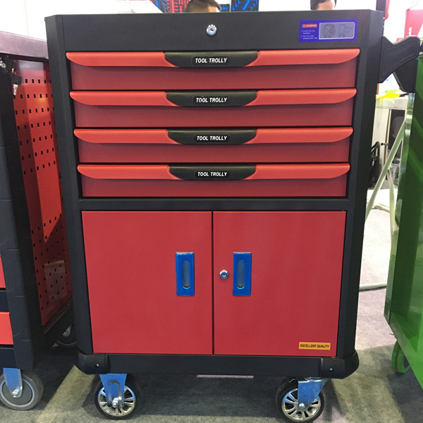 Tool Cart High Load 4 Drawers