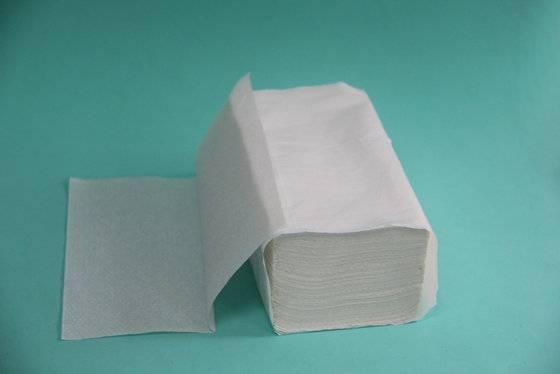 Hot Sale V Fold / Single Fold Paper Towel