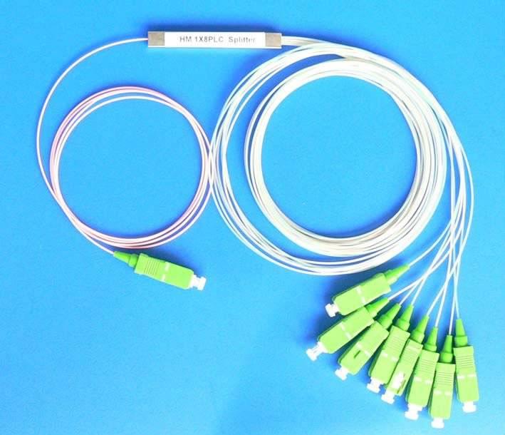 Bare fiber PLC Splitter