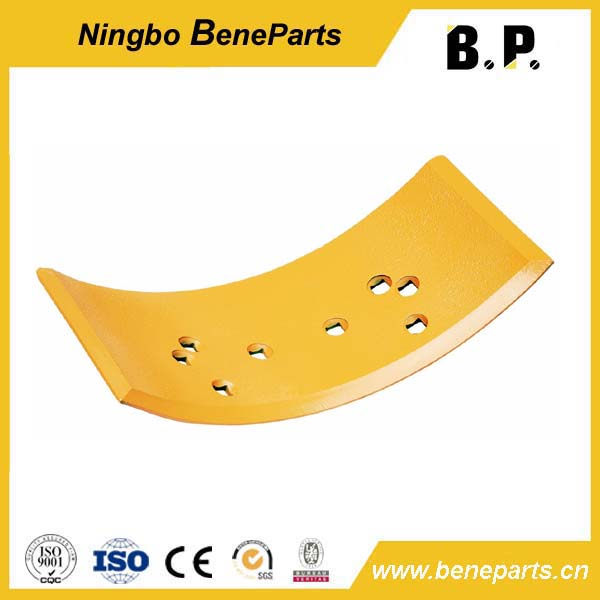 Motor grader parts 8e5529 curved end bit